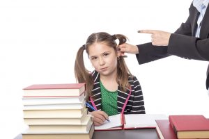 Children Adjusting to School: Looking Out for the Child's Best Interests and Co-Parenting.